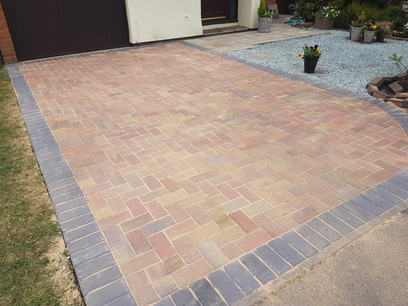 New front driveway in Reading - picture 2