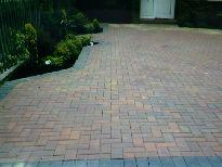 Block paving installation in Ascot
