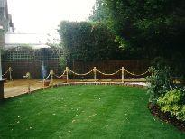 Lawn and fencing installation