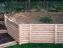 walling and edging for your garden